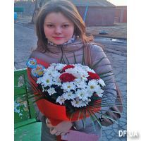 A small bouquet of flowers - Photo 1