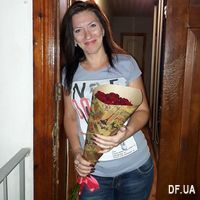 Bouquet of 11 red roses - Photo 2