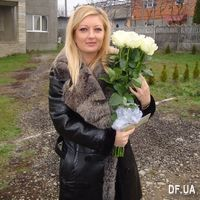 Bouquet of 15 white roses - Photo 3