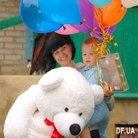 Huge Teddy Bear 2 meters - Photo 1