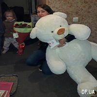 Huge Teddy Bear 2 meters - Photo 2