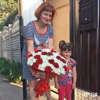 Beautiful bouquet of flowers to mom - Photo 1