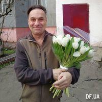 Белые тюльпаны купить - Фото 4