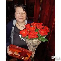 Bouquet of 11 red roses - Photo 17