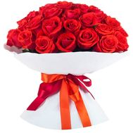 """""""45 red roses"""" in the online flower shop df.ua"""