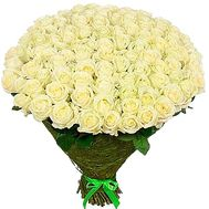 """Large bouquet of roses"" in the online flower shop df.ua"