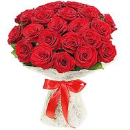 """""""23 red roses"""" in the online flower shop df.ua"""