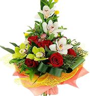 Bouquet of flowers for men - flowers and bouquets on df.ua