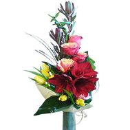 Bouquet for the head of the man - flowers and bouquets on df.ua