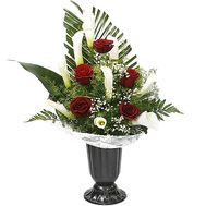 """Bouquet cascade"" in the online flower shop df.ua"