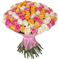 Bouquet of Roses 101 - flowers and bouquets on df.ua