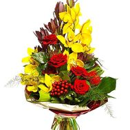Flowers for a man for an anniversary - flowers and bouquets on df.ua