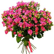 Buy bouquet of bush roses - flowers and bouquets on df.ua