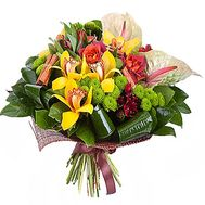 Male bouquet for anniversary - flowers and bouquets on df.ua