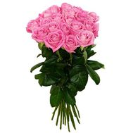 """""""Bouquet of 19 roses"""" in the online flower shop df.ua"""