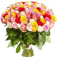 The most beautiful bouquet of roses - flowers and bouquets on df.ua