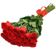 15 roses 1 meter - flowers and bouquets on df.ua