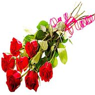"""7 red roses"" in the online flower shop df.ua"