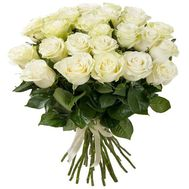 White roses import - flowers and bouquets on df.ua