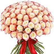 Large bouquet of roses - flowers and bouquets on df.ua