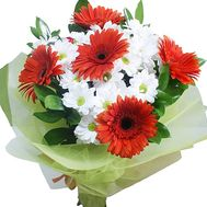 Bouquet for the girl on her birthday - flowers and bouquets on df.ua