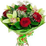 Bouquet for the woman - flowers and bouquets on df.ua