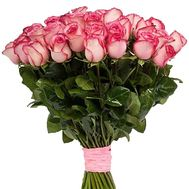 Bouquet of Dutch roses Blash (Blush) - flowers and bouquets on df.ua