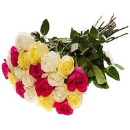 Bouquet of 21 roses - flowers and bouquets on df.ua