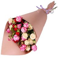 Bouquet of mini roses - flowers and bouquets on df.ua