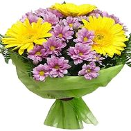 Bouquet of fresh flowers - flowers and bouquets on df.ua