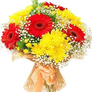 Bouquet to the beautiful woman - flowers and bouquets on df.ua