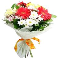 """Flowers for the grandmother`s birthday"" in the online flower shop df.ua"