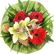 """Flowers for the grandmother"" in the online flower shop df.ua"