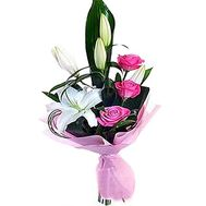 Flowers to your beloved woman - flowers and bouquets on df.ua