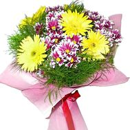 Flowers for the birthday of her daughter - flowers and bouquets on df.ua