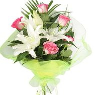 Flowers with a woman`s birthday - flowers and bouquets on df.ua
