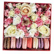 Цветы с макаронами заказать - цветы и букеты на df.ua