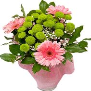 """Flowers for the son on his birthday"" in the online flower shop df.ua"