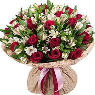 Giant bouquet of flowers - flowers and bouquets on df.ua