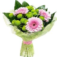 """Interesting bouquet of flowers"" in the online flower shop df.ua"