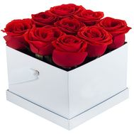 Box with roses - flowers and bouquets on df.ua