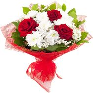 """A small bouquet of flowers"" in the online flower shop df.ua"