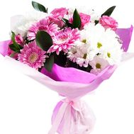 Small bouquet of flowers - flowers and bouquets on df.ua