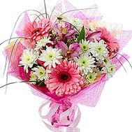 Mini bouquet of flowers - flowers and bouquets on df.ua