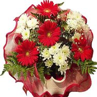 """Mini bouquet of fresh flowers"" in the online flower shop df.ua"