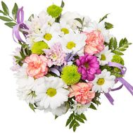 Mini bouquet on the 1st of September - flowers and bouquets on df.ua