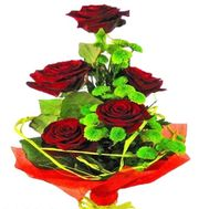 """Male bouquet of flowers"" in the online flower shop df.ua"