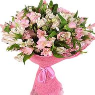 Congratulatory bouquet of flowers - flowers and bouquets on df.ua