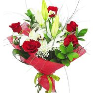 Festive bouquet - flowers and bouquets on df.ua