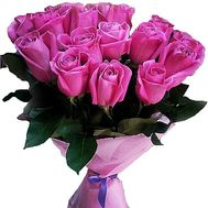 Pink roses bouquet - flowers and bouquets on df.ua